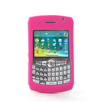 Gut Cases Blackberry Curve Gripper in Pink