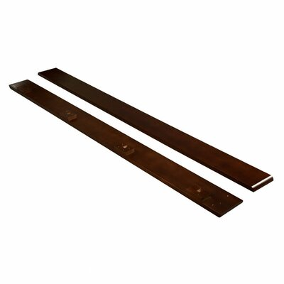 Delta Children's Products Canton Wood Full Size Bed Rails