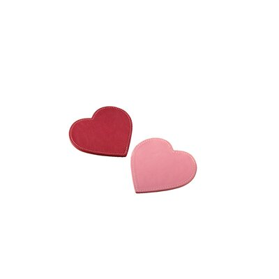 Andrew Philips Florentine Napa Heart Shape Coaster