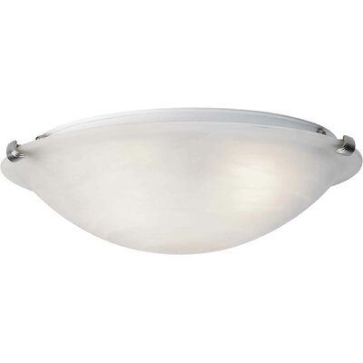 Forte Lighting Flush Mount