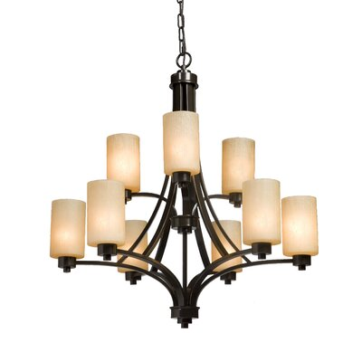 Artcraft Lighting Parkdale 9 Light Chandelier