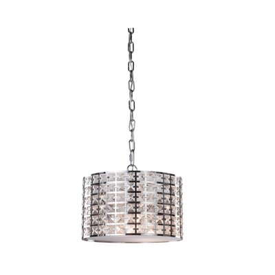 Artcraft Lighting Coventry 2 Light Drum Pendant