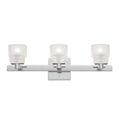 Artcraft Lighting Las Vegas 3 Light Bath Vanity Light