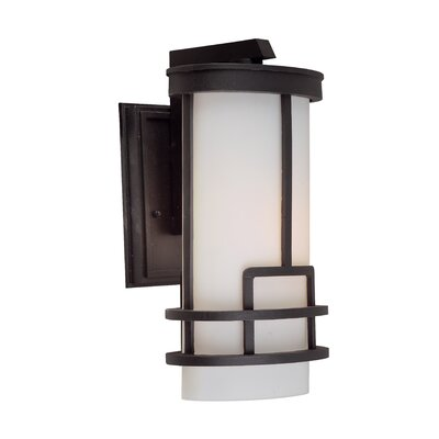 Artcraft Lighting Daytona 1 Light Outdoor Wall Sconce