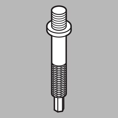 Delta Anti-swivel Screw