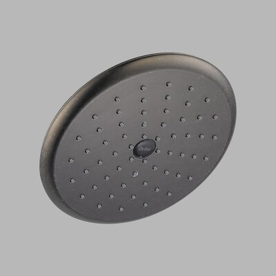 "Delta 8.75"" Touch Clean Rain Can Shower Head"