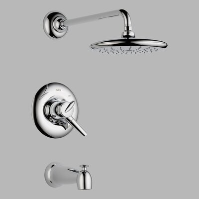 Delta Rizu 17 Series Monitor Tub and Shower Trim