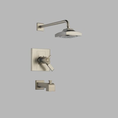 Delta Arzo 17T Series Dual Control Tub and Shower Trim