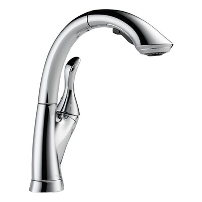 Linden Single Handle Single Hole Centerset Kitchen Faucet