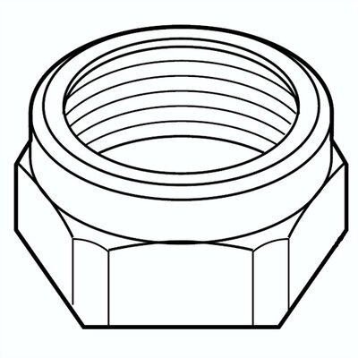 Delta Replacement Bonnet Nut for Two Handle Faucets