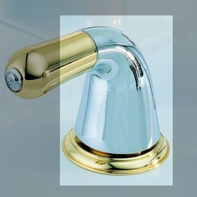 Delta Innovations Roman Lever Handle Base Tub Faucet