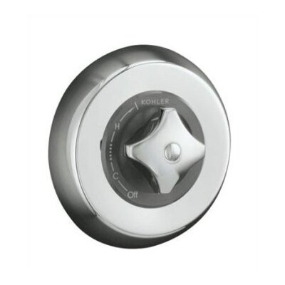 Kohler Triton Valve Trim With Standard Handle For Rite-Temp Pressure-Balancing Valve, Requires Valve