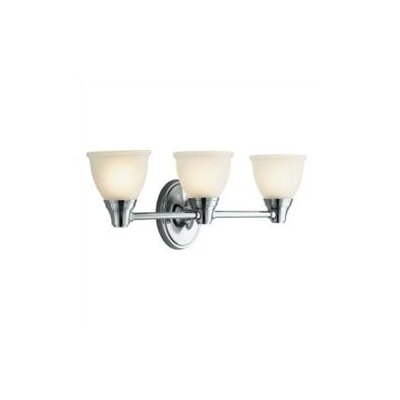 Kohler Forte Triple Light Sconce