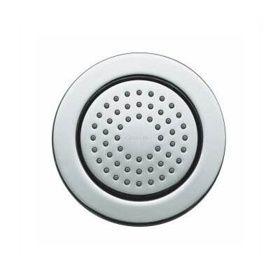 Kohler WaterTile Round 54-Nozzle Body Spray Shower