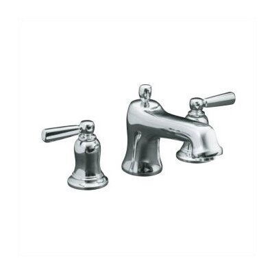 Kohler Bancroft Double Handle Deck Mount Tub Only Faucet Trim