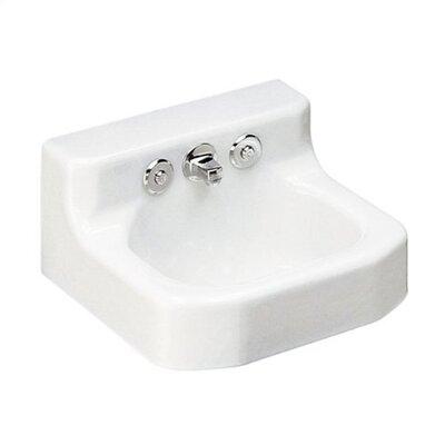 Kohler Taunton Wall-Mount Bathroom Sink - K-2485-0 Premium quality ...