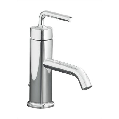 Kohler Purist Single Hole Bathroom Faucet with Lever Handle