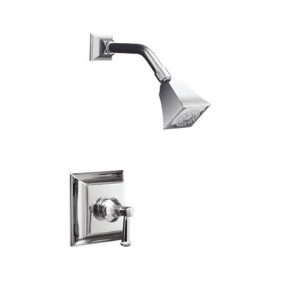 Kohler Memoirs Rite-Temp Pressure-balancing Shower Faucet Trim with Stately Design and Lever Handle
