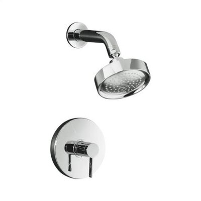 Kohler Stillness Thermostatic Rite-Temp Pressure-Balancing Shower Faucet Trim with Lever Handle