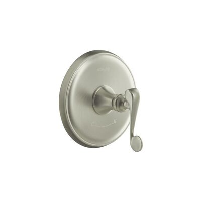Kohler Revival Valve Trim With Scroll Lever Handle For Thermostatic Valve, Requires Valve