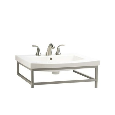 "Kohler Persuade Curv Bathroom Sink with 8"" Centers"