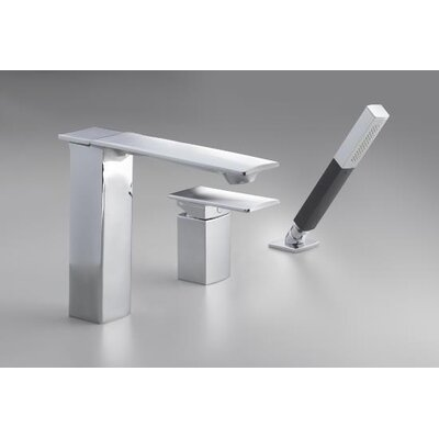 Kohler Stance Single Handle Deck Mount Tub Only Faucet Trim