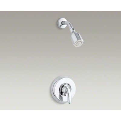 Kohler Coralais Shower Faucet Trim with Lever Handle, Less Showerhead