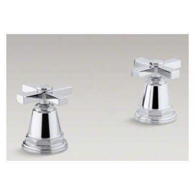 Kohler Pinstripe Pure Deck-Mount High-Flow Bath Valve Trim