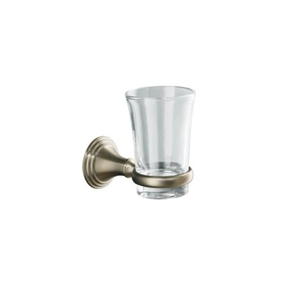 Kohler Devonshire Tumbler and Holder