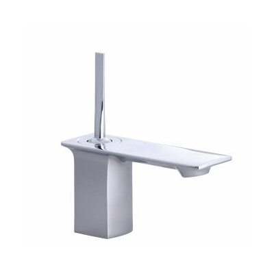 Kohler Stance Single-Hole Bathroom Faucet with Single Lever Handle