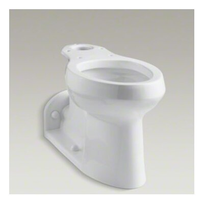 Kohler Barrington Comfort 1 GPF Elongated Toilet Bowl