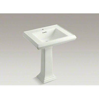 Kohler Pedestal Sink Towel Bar : Kohler Memoirs Pedestal Bathroom Sink Set - K-14226-SB
