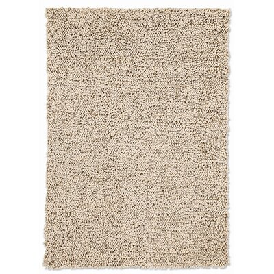 Gandia Blasco Wool Curly Beige Rug