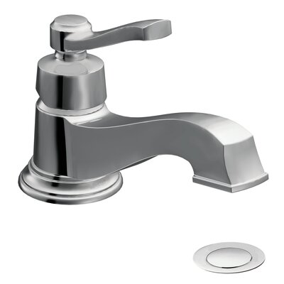 Rothbury Single Hole Bathroom Faucet with Single Handle - 6202