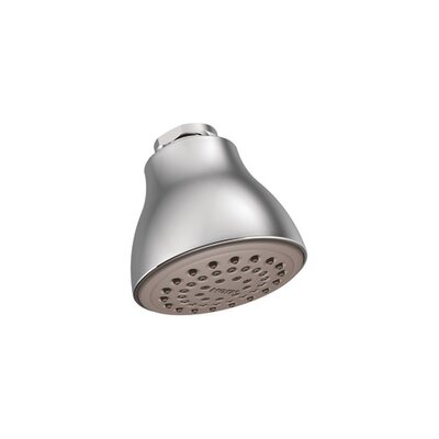 "Moen Showering Acc Basic One-Function 2.5"" Diameter Easy Clean Xl Showerhead"