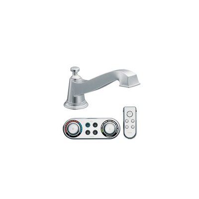 Moen Rothbury Low Arc Roman Tub Faucet