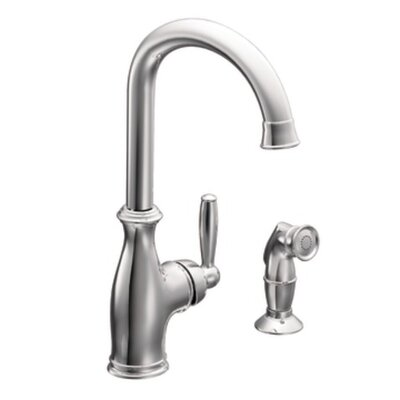 Brantford Single Handle High Arc Kitchen Faucet