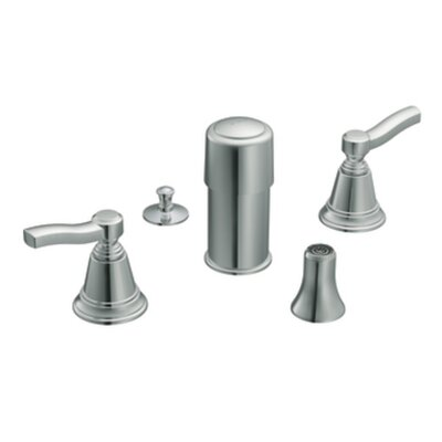 Moen Rothbury Two Handle Bidet Faucet