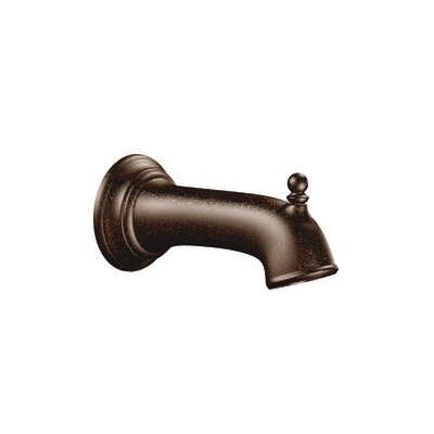 "Moen Diverter Tub Spout 0.5"" Slip Fit"