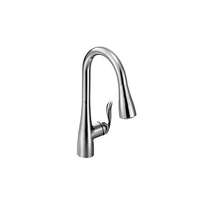Arbor Single Handle High Arc Pulldown Kitchen Faucet