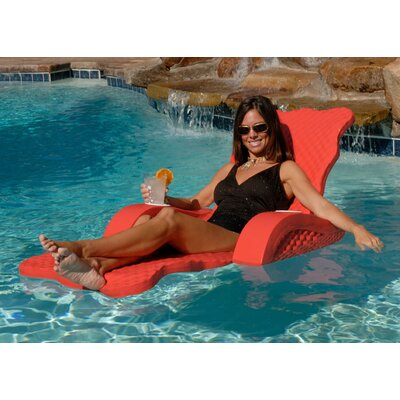 TRC Recreation LP Scalloped Folding Lounge