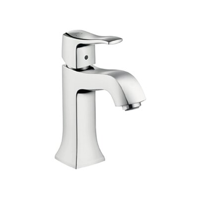 Metris C Single Hole Bathroom Faucet with Single Lever Handle - 31075
