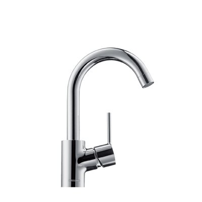 Hansgrohe Talis S Single Hole Bathroom Faucet with Single Handle