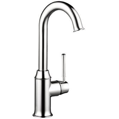 Talis C HG Single Handle Single Hole Bar Kitchen Faucet