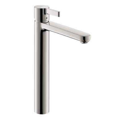 Hansgrohe Metris S Single Hole Bathroom Faucet with Single Handle