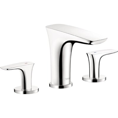 Hansgrohe Puravida Two Handle Widespread Kitchen Faucet