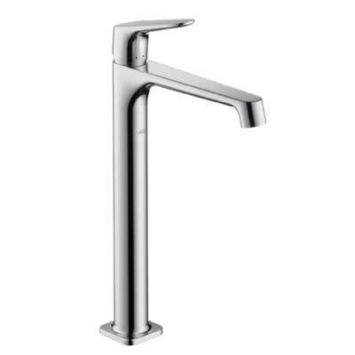 Hansgrohe Axor Citterio M Single Hole Bathroom Faucet with Single Handle