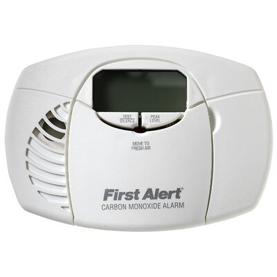 First Alert Digital Display Carbon Monoxide Detector