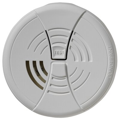 First Alert Battery Operated Smoke Alarm (Set of 2)