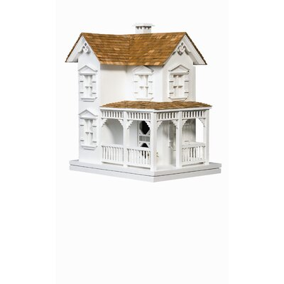 Home Bazaar Signature Series 'The Farm Free' Standing Birdhouse